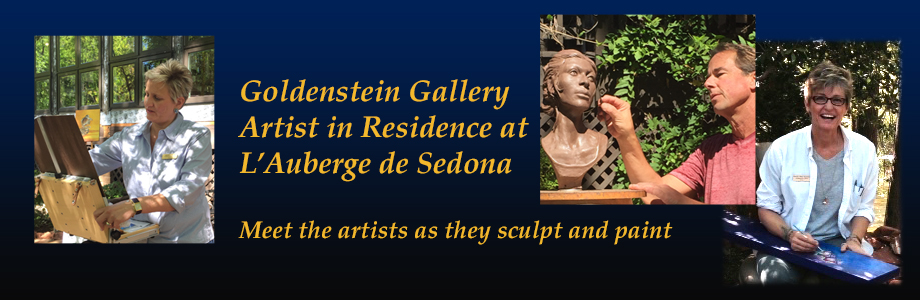 Goldenstein Art Gallery - Sedona